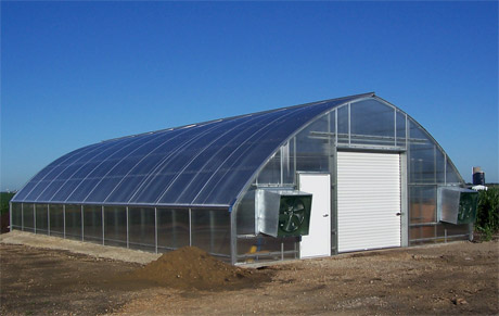 Sourthern Starter Greenhouse Package